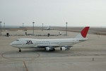 かみきりむしさんが、中部国際空港で撮影した日本航空 747-246Bの航空フォト(写真)