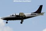WLさんが、那覇空港で撮影したWILLMORE BRADFORD E PA-60-601P Aerostarの航空フォト(写真)