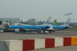 Koenig117さんが、アムステルダム・スキポール国際空港で撮影したKLMオランダ航空 737-9K2の航空フォト(写真)