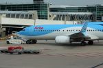 Koenig117さんが、アムステルダム・スキポール国際空港で撮影したアルケフライ 737-86Nの航空フォト(写真)