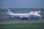 ATOMさんが、新千歳空港で撮影した日本航空 747-146B/SR/SUDの航空フォト(写真)