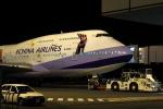 新海 元さんが、熊本空港で撮影したチャイナエアライン 747-409の航空フォト(写真)