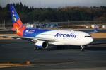 DVDさんが、成田国際空港で撮影したエアカラン A330-202の航空フォト(写真)