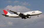 BAIYUN BASEさんが、成田国際空港で撮影した日本航空 747-446の航空フォト(写真)