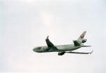 リョウさんが、関西国際空港で撮影した日本航空 MD-11の航空フォト(写真)