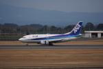 pringlesさんが、鹿児島空港で撮影したANAウイングス 737-54Kの航空フォト(写真)
