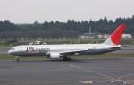 新城良彦さんが、成田国際空港で撮影した日本航空 767-346F/ERの航空フォト(写真)