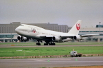 ATOMさんが、新千歳空港で撮影した日本航空 747-446の航空フォト(写真)