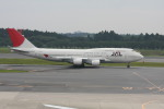 クルーズさんが、成田国際空港で撮影した日本航空 747-446の航空フォト(写真)