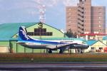 ATOMさんが、札幌飛行場で撮影したエアーニッポン YS-11A-500の航空フォト(写真)