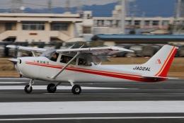 tsubaさんが、八尾空港で撮影した朝日航空 172S Skyhawk SPの航空フォト(写真)