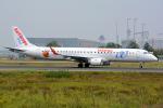 Tomo-Papaさんが、フランクフルト国際空港で撮影したエア・ヨーロッパ ERJ-190-200 LR (ERJ-195LR)の航空フォト(写真)