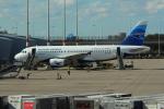 Koenig117さんが、アムステルダム・スキポール国際空港で撮影したアトランティック・エアウェイズ A319-112の航空フォト(写真)