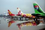 apphgさんが、西安咸陽国際空港で撮影した深圳航空 A320-232の航空フォト(写真)