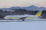 カワPさんが、函館空港で撮影したAIR DO 767-33A/ERの航空フォト(写真)