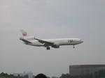 やまばとさんが、成田国際空港で撮影した日本航空 DC-10-40Iの航空フォト(写真)