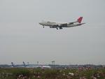 captain_uzさんが、成田国際空港で撮影した日本航空 747-246F/SCDの航空フォト(写真)