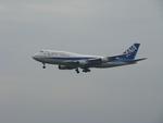 captain_uzさんが、成田国際空港で撮影した全日空 747-481の航空フォト(写真)