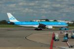 Koenig117さんが、アムステルダム・スキポール国際空港で撮影したKLMオランダ航空 A330-303の航空フォト(写真)