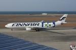 Wings Flapさんが、中部国際空港で撮影したフィンエアー A330-302Xの航空フォト(写真)