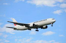 ポン太さんが、成田国際空港で撮影した日本航空 767-346/ERの航空フォト(写真)