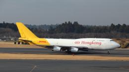 captain_uzさんが、成田国際空港で撮影したエアー・ホンコン 747-444(BCF)の航空フォト(写真)