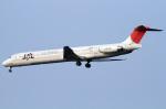 A-Chanさんが、羽田空港で撮影したJALエクスプレス MD-81 (DC-9-81)の航空フォト(写真)