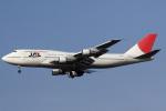 A-Chanさんが、成田国際空港で撮影した日本航空 747-346の航空フォト(写真)