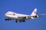 ATOMさんが、帯広空港で撮影した日本航空 747-246Bの航空フォト(写真)