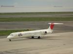 masa634さんが、中部国際空港で撮影した日本航空 MD-81 (DC-9-81)の航空フォト(写真)