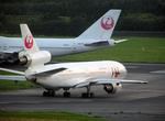 たぁさんが、成田国際空港で撮影した日本航空 DC-10-40Iの航空フォト(写真)