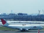 Supersabre_tackさんが、羽田空港で撮影した日本航空 747-346の航空フォト(写真)