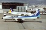 新城良彦さんが、伊丹空港で撮影したエアーニッポン YS-11A-500の航空フォト(写真)