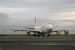 フジコンさんが、羽田空港で撮影した日本航空 747-446(BCF)の航空フォト(写真)