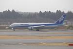 kanadeさんが、成田国際空港で撮影したANA & JPエクスプレス 767-381F/ERの航空フォト(写真)