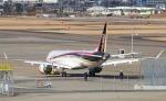なごやんさんが、名古屋飛行場で撮影した三菱航空機 MRJ90STDの航空フォト(写真)