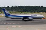Kinyaさんが、成田国際空港で撮影した全日空 767-381F/ERの航空フォト(写真)