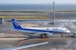 ゆうゆいさんが、羽田空港で撮影した全日空 A320-211の航空フォト(写真)