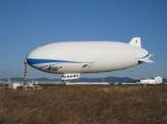 coturnixさんが、愛知県豊橋市新西浜町で撮影した日本飛行船 LZN07-100の航空フォト(写真)