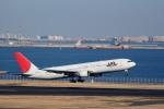 ひこ☆さんが、羽田空港で撮影した日本航空 767-346の航空フォト(写真)