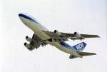 amagoさんが、関西国際空港で撮影した日本貨物航空 747-281B(SF)の航空フォト(写真)