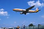 Gambardierさんが、伊丹空港で撮影した日本エアシステム A300B4-2Cの航空フォト(写真)