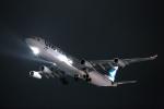 臨時特急7032Mさんが、福岡空港で撮影したキャセイパシフィック航空 A340-313Xの航空フォト(写真)