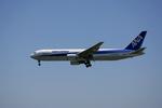 tsubameさんが、成田国際空港で撮影した全日空 767-381F/ERの航空フォト(写真)