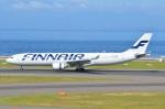 amagoさんが、中部国際空港で撮影したフィンエアー A330-302Xの航空フォト(写真)