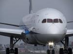 うめたろうさんが、福岡空港で撮影した全日空 787-9の航空フォト(写真)