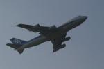 Fatman125さんが、伊丹空港で撮影した全日空 747SR-81の航空フォト(写真)