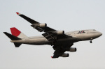 A-Chanさんが、羽田空港で撮影した日本航空 747-446の航空フォト(写真)