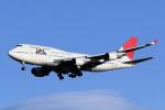 A-Chanさんが、成田国際空港で撮影した日本航空 747-446の航空フォト(写真)