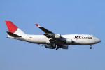 A-Chanさんが、成田国際空港で撮影した日本航空 747-446(BCF)の航空フォト(写真)